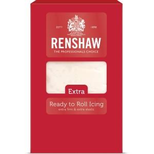 Πάστα Ζάχαρης Renshaw Extra Λευκό 1kg