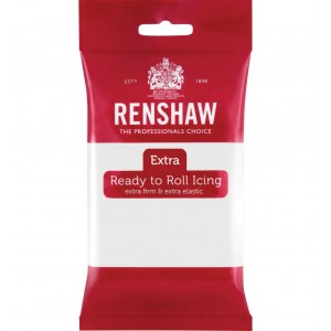 Πάστα Ζάχαρης Renshaw Extra Λευκό 250g