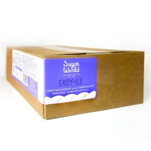 Πάστα Ζάχαρης Easy-Ice Λευκό Γεύση Marshmallow 2.5kg x2